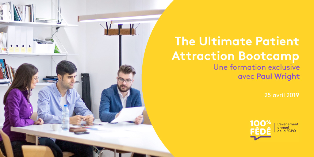 The Ultimate Patient Attraction Bootcamp